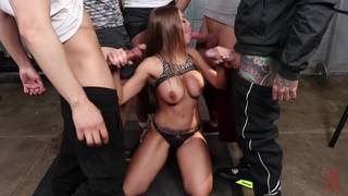 Mature Brunette Get's Fucked So Badly08:0033.3%Britney Amber Is Ready For This Hardcore Gangbang