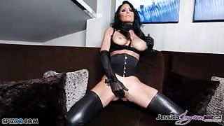 Jessica Jaymes Fetish Lingerie Masturbation
