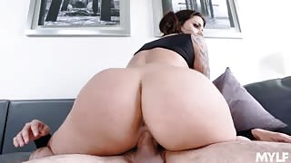 MYLF Ivy Lebelle Fucked In Her Tight Pussy