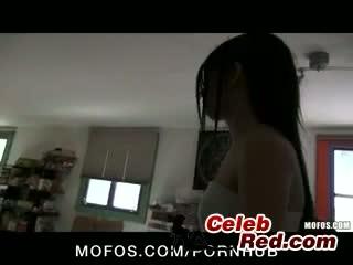SEXY Young Teen Girlfriend Callie Cyprus Sucks Fucks Big Dick Hardcore Teen Threesome