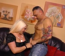 SEXTAPE GERMANY   From Cock Sucking To Cock Riding With German Amateur Couple