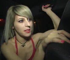 LAS FOLLADORAS   MMF Threesome With Spanish Pornstar Nora Barcelona And Amateur Guy