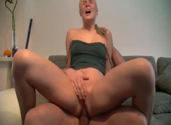 Shy German Babe Loves Dirty Anal Sex