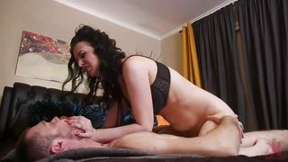 Cherry Torn Shows Her Husband How To Properly Fuck