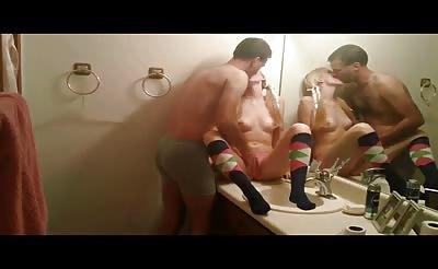Hot Amateur College Girl Fucking Her Professor In The Bathroom 21448
