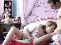 Homemade Amateur Couples Having Sex In Bed