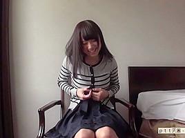 Misaki 20 Year Old Receptionist Busty Beauty Amateur AV Experience Shooting 835