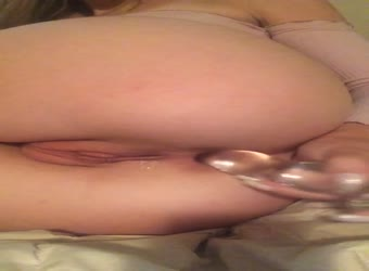 Training My Virgin Ass