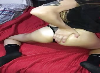 Hot Girl With Perfect Ass Loves Having Dick In Her Ass