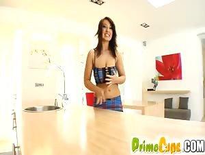 Chantal's Got Some Big Cups She's Sharing