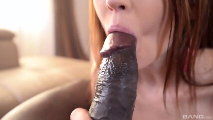 Timea Bela Gets Her White Ass Probed By Big Black Cock On Rent A Cop