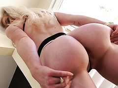 Kay Carter   Phat Ass Blonde Babe With Anal Addiction