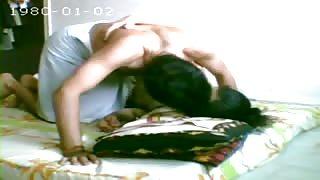 Thai Amateur Girls In Threesome Fuck
