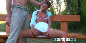 Small Tits Outdoor Sex