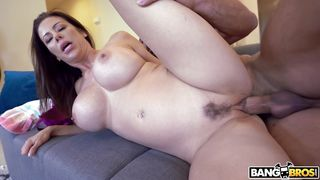 Energetic Milf Alexis Gives It All
