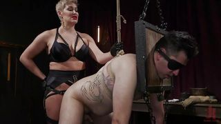 Ryan Keely Loves To Punish Her Sexual Partners And Arrange Various Perverted Tortures