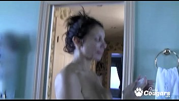 Busty Cougar Fucked In A Homemade Sex Tape