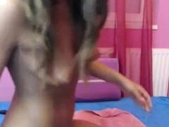Amazing Petite Teen Loves Fingering Herself