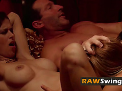 Swingers Meet In The Red Room To Make A Reality Their Dreams Threatening Fresh Movie Scenes Of Rawswing Obtainable