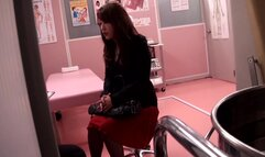 Japanese False Gyno Doctor Exam Girls Spycam