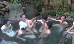 Sexy Japanese Woman Fucked In Gangbang Mixed Bath
