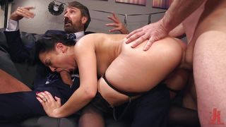 Kristina Likes Being Used Roughly