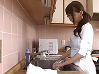 When Washing Dishes Becomes Too Boring