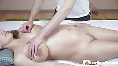 Mature Wife Gets Massaged And Fucked Raw