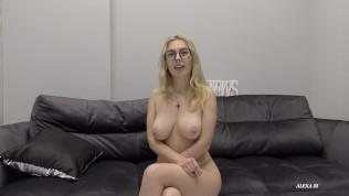 Milf Teacher At Her First Porn Casting Ass Fuck Anal Creampie