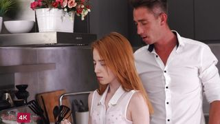 Nasty Couple Seduces A Teen Girl