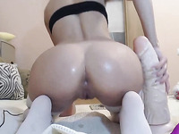 Cute Teen Trys Anal For The First Time